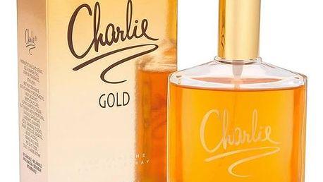 Toaletní voda Revlon Charlie Gold 100ml