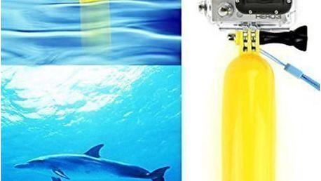Plovoucí držák na GoPro kameru
