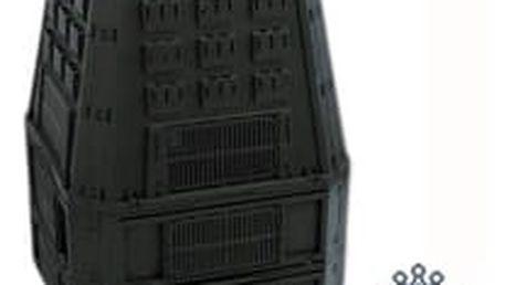 EVOGREEN Kompostér 800l černý