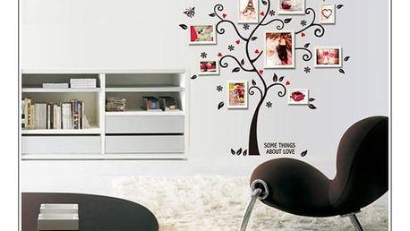 Samolepka na zeď - Strom života - dodání do 2 dnů