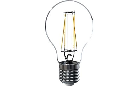 Žárovka LED Tesla Crystal Retro klasik, 6,5W, E27, teplá bílá
