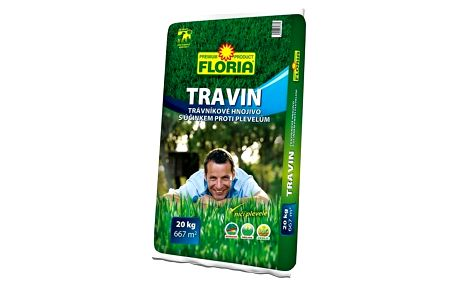 Hnojivo Agro Travin 20 kg