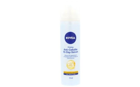 Nivea Q10 Energy+ Firming Anti Cellulite Serum 75 ml celulitida a strie pro ženy