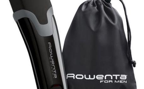 Zastřihovač vlasů Rowenta Wet & Dry TN5100F0 černý/šedý
