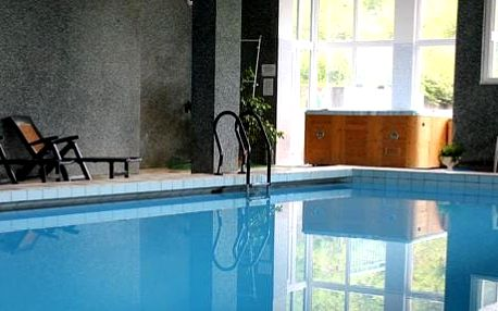 Beskydy na 3 dny pro 2 osoby s polopenzí, bazénem a wellness v Hotelu Petr Bezruč***
