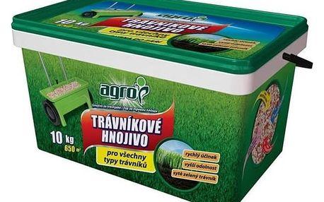 Hnojivo Agro trávníkové hnojivo 10 kg