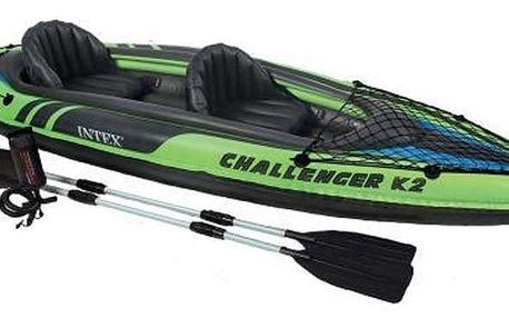 Marimex Nafukovací kajak Intex Challenger K2 - 11630170