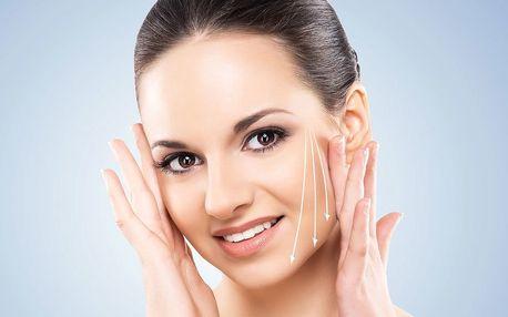Hloubkové čistění pleti vč. botoxového efektu