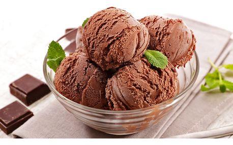 800 ml italské čokoládové zmrzliny GelatoMadre