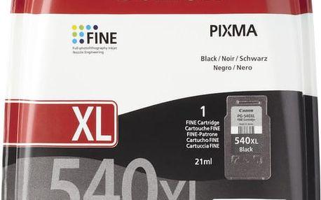 Canon PG-540 XL, černý - 5222B005