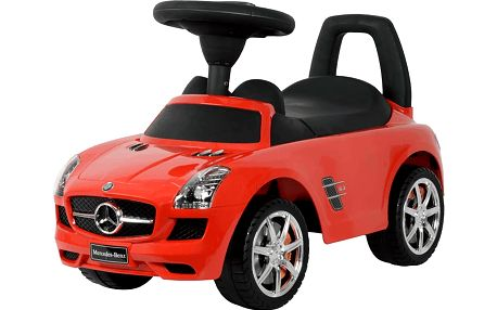 BUDDY TOYS Odrážedlo Mercedes červené