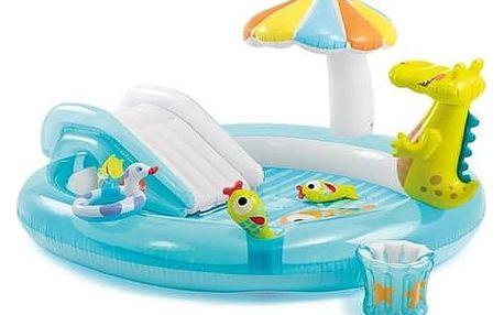 Bazénové hrací centrum Intex Krokodýl + Doprava zdarma