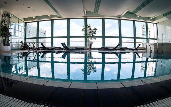 Hotel Panorama**** Praha: 1 noc pro dva, červenec-září