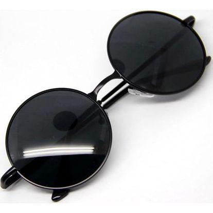 Steampunk sluneční brýle - dodání do 2 dnů