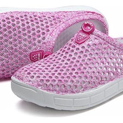 Prodyšné plážové boty - 4 barvy