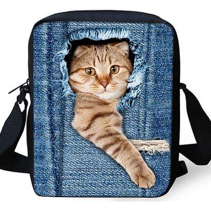 Rozkošná taška přes rameno se zvířecími motivy - 43 variant