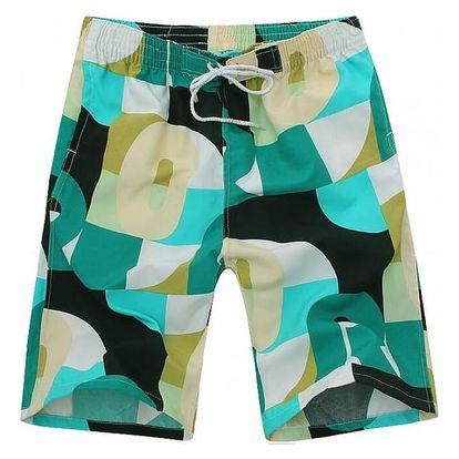Pánské letní šortky - více barev