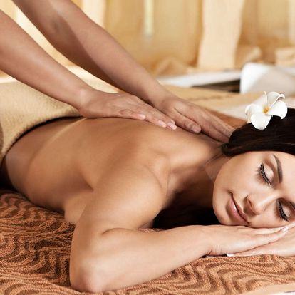 50% sleva na Thajskou masáž dle výběru v Atelieru Kotlár