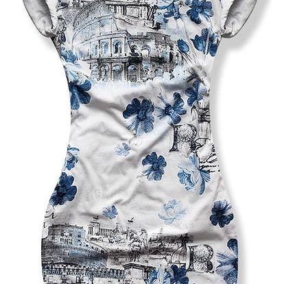 Dámské šaty Rome světle modré