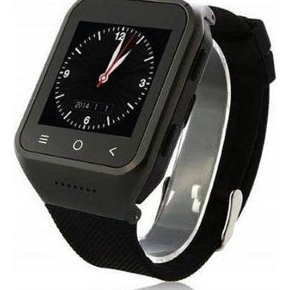 Chytré hodinky IMMAX SW2 SIM (09003) černé + Doprava zdarma