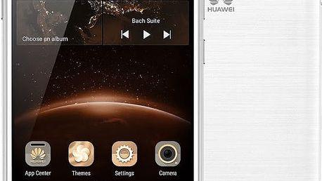 Huawei Y5 II, Dual Sim, bílá - SP-Y5IIDSWOM