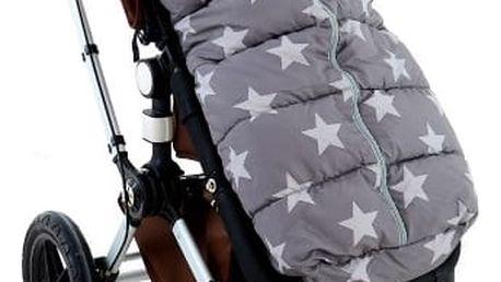 Kvalitní dětský spací pytel Pink Star