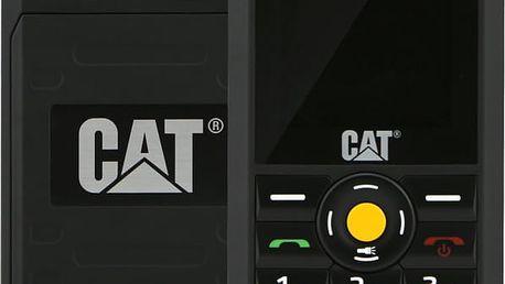 CAT B30, černá - CB30-SSGE-B01-EAC