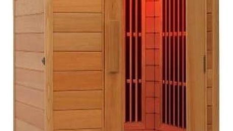 Infra sauna Goddess BIBIONE1ION + Doprava zdarma