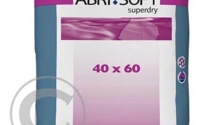 Inkontinenční podložka Abri-soft Superdry 60 ks 40 x 60 cm