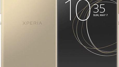 Sony Xperia XA1, zlatá - 1307-5142