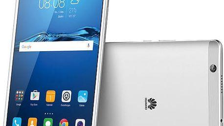 Huawei M3 - 32GB, stříbrná - TA-M384W32SOM