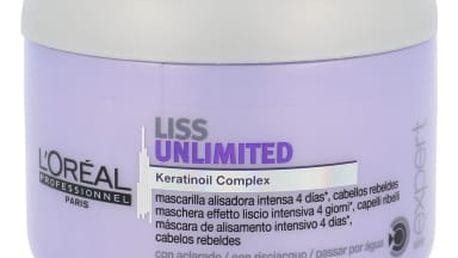 L´Oréal Professionnel Série Expert Liss Unlimited 200 ml maska na vlasy pro ženy