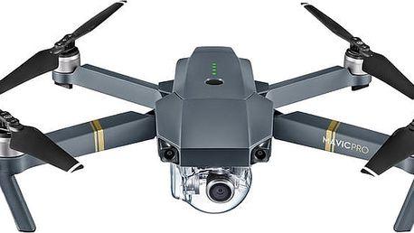 DJI kvadrokoptéra - dron, DJI - Mavic Pro - DJIM0250