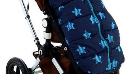 Kvalitní dětský spací pytel Pruhovaná hvězda