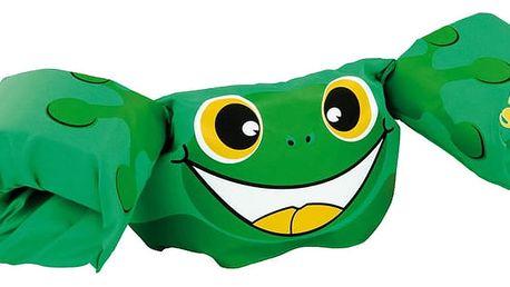 SEVYLOR Plovací top PLAVÁČEK (nosnost 15-30 kg), zelený - žába