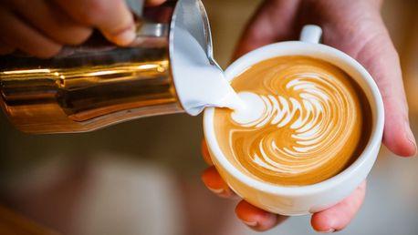 Dvě kávy dle vlastního výběru v Symposion coffee