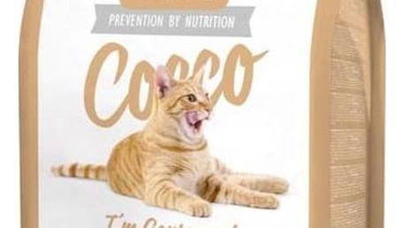 Granule Brit Care Cat Cocco I´m Gourmand 7 kg + Doprava zdarma