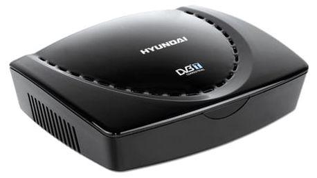 DVB-T přijímač Hyundai 150U černý