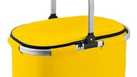 Termokošík skládací COOLBAG, žlutá