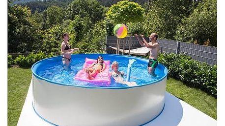Bazén Intex New Splasher Secure průměr 3,50 x 0,90 m + Doprava zdarma
