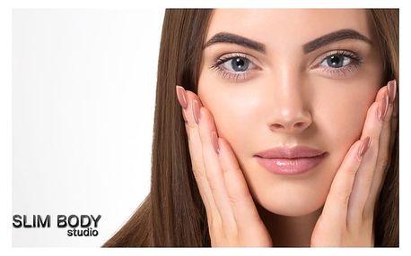 Kompletní kosmetické ošetření pleti ve studiu Slim Body v Brně