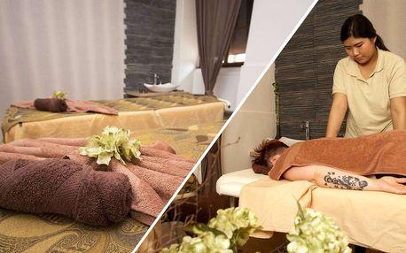 Široký výběr Thajských masáží s 50% slevou v Atelieru Kotlár