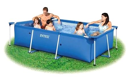 Bazén Marimex Florida Junior 1,5 x 2,2 x 0,60 m, bez filtrace a schodů, 10340067 + Doprava zdarma