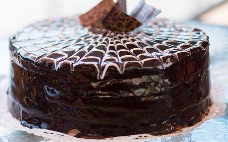 Lahodný poctivý dort dle výběru