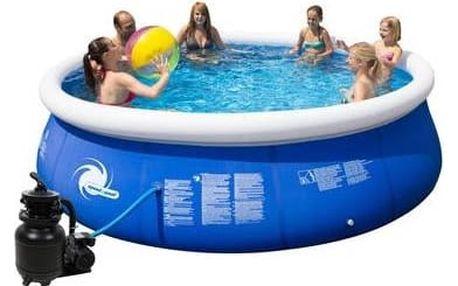 Bazén Intex Speed-Up Pool Set 366 x 84 cm + Doprava zdarma