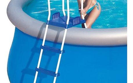 Bazénové schůdky do výšky 122 cm