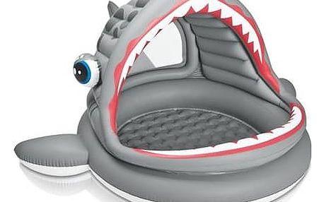 Intex 57120 Dětský bazén žralok se stříškou Intex