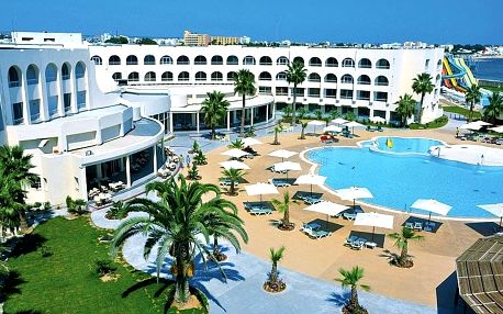 Tunisko - Hammamet na 8 až 11 dní, all inclusive s dopravou letecky z Prahy nebo Ostravy