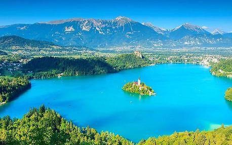 To nejlepší ze Slovinska: Maribor a jezero Bled