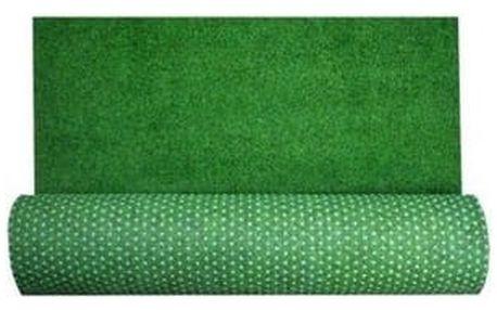 Vopi Travní koberec s nopky, 133 x 300 cm